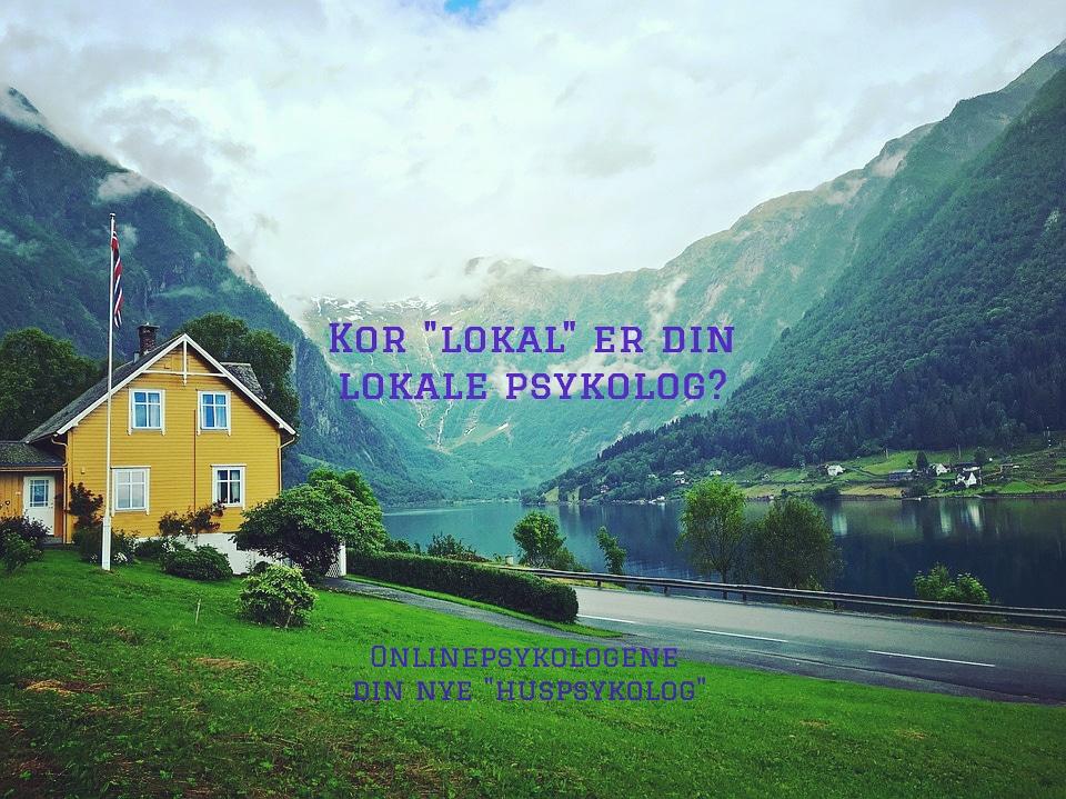 Finn psykolog Førde og omegn 1