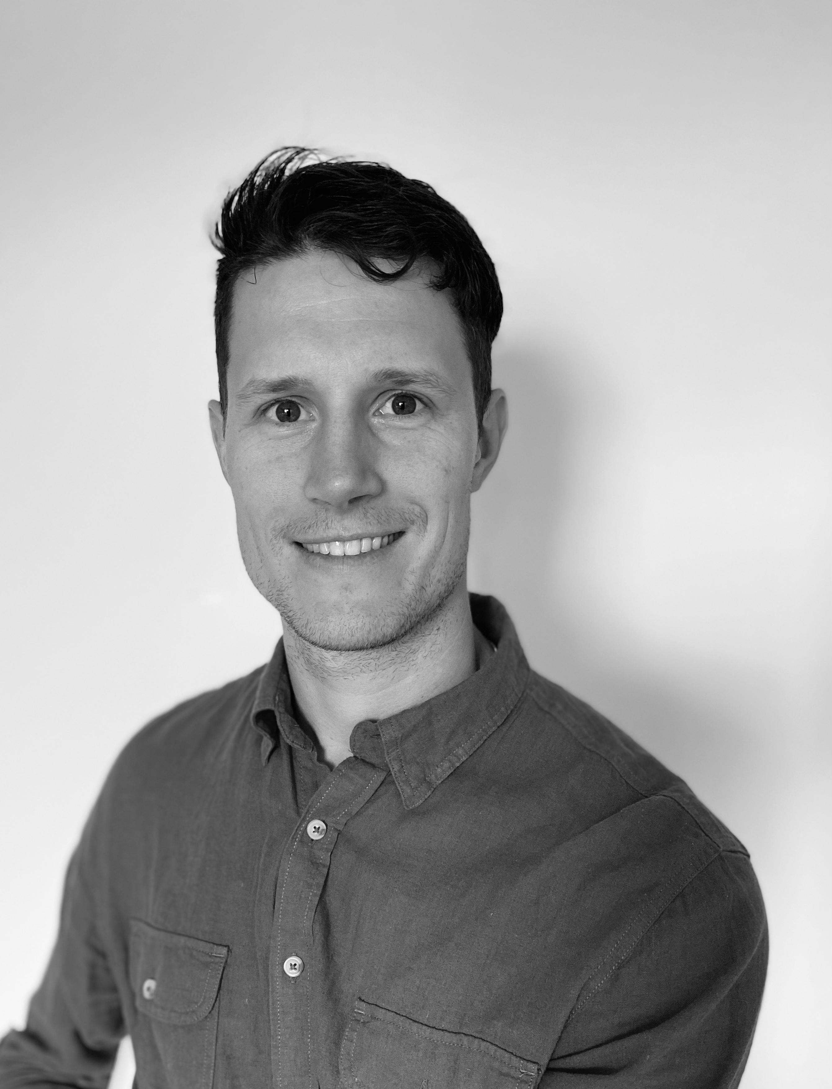 Psykologspesialist Stian Sørheim Espevoll