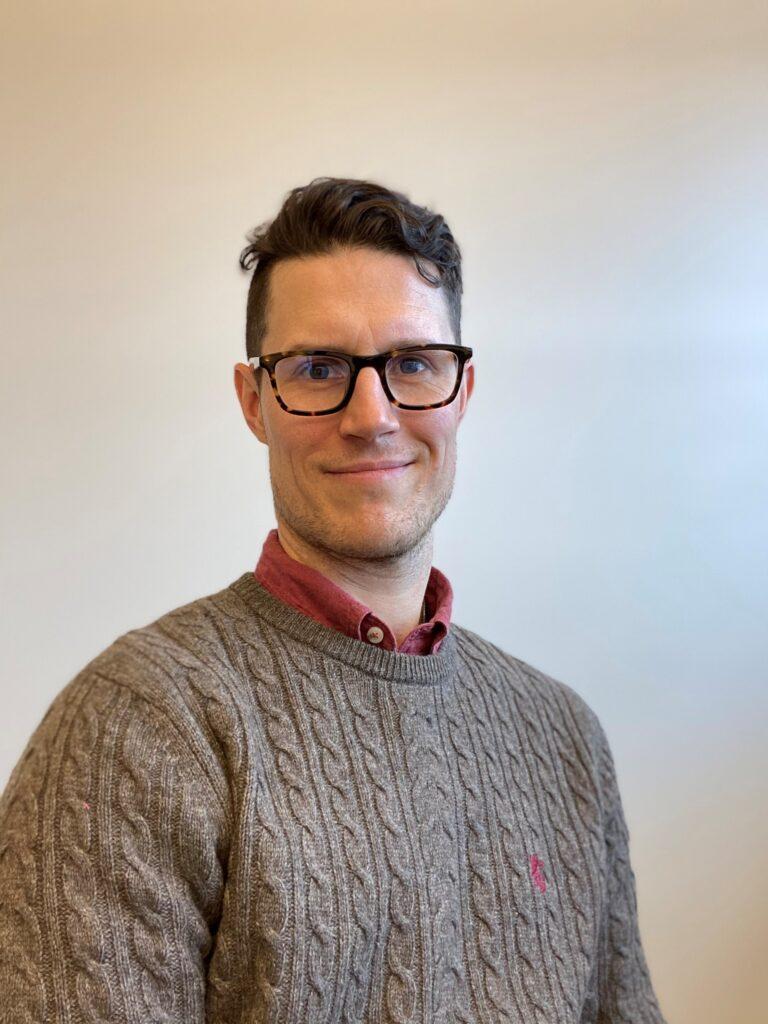 Psykologspesialist Stian Sørheim Espevoll 1