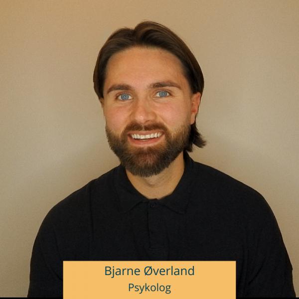 Bjarne Øverland