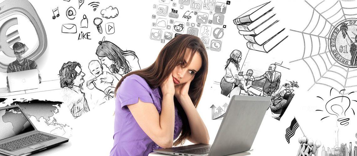 Online terapi har effekt også for traumer.